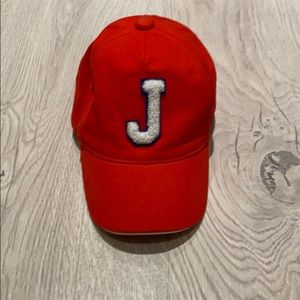 Janie and Jack Baseball Hat 6-12 M